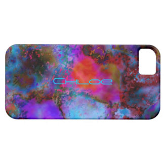 Chloe smartphone cases iphone 5 colorful cover barely there iPhone 5 case