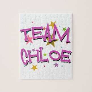 CHLOE Team Chloe Puzzles