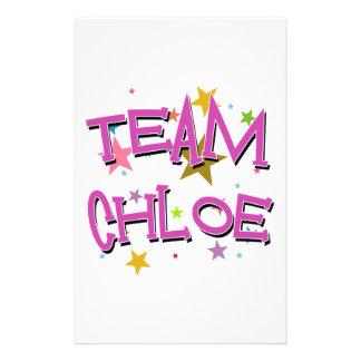 CHLOE Team Chloe Stationery
