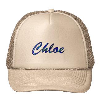 Chloe's Trucker Hat