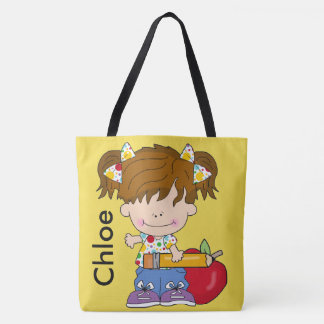Chloe's Personalized Gifts Tote Bag