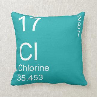Chlorine Cushion