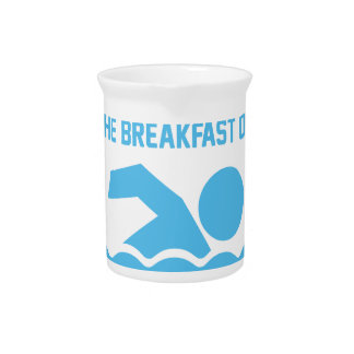 Chlorine for Breakfast Pitcher