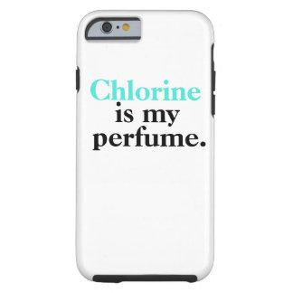 Chlorine is My Perfume case