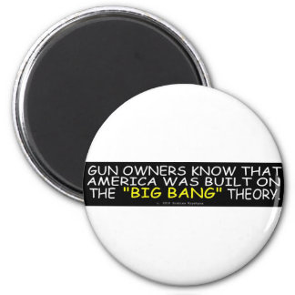 CHLORINE NEEDED/BIG BANG THEORY/COLD WORLD 6 CM ROUND MAGNET