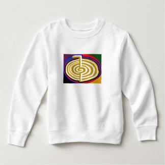 CHO-KU-RAY Reiki :Toddler Fleece Sweatshirt