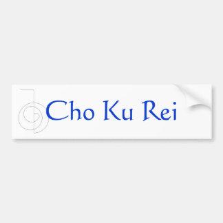 Cho Ku Rei Bumper Sticker