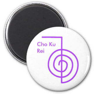 Cho Ku Rei Fridge Magnet