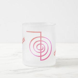 Cho Ku Rei Frosted Mug