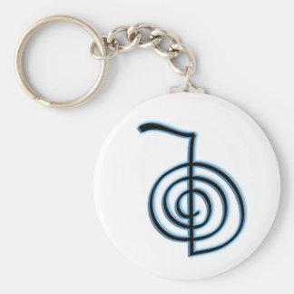 Cho Ku Rei Reiki Symbol Key Chain