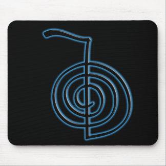 Cho Ku Rei Reiki Symbol Mouse Pads