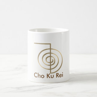 Cho Ku Rei White Mug