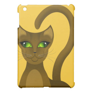 CHO-SING CAT CASE FOR THE iPad MINI