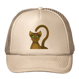 CHO-SING CAT HATS