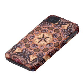 ChocChip Mandala iPhone 4 Case-Mate ID™