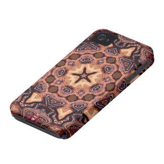 ChocChip Mandala iPhone 4 Case-Mate ID™ Case-Mate iPhone 4 Case