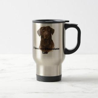 choclab travel mug