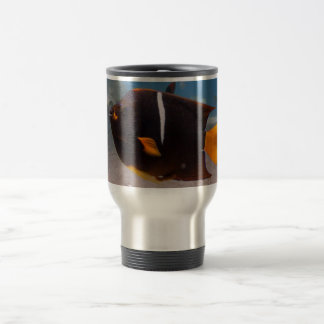 Choco Butterfly Fish - Stainless SteelTravelMug Stainless Steel Travel Mug