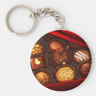 Choco de Bunny Keychains