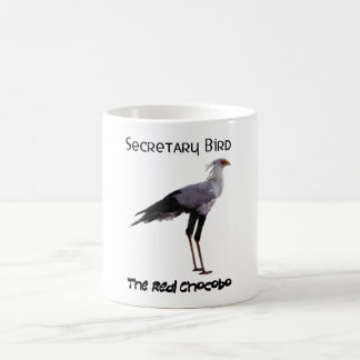 Chocobo (Secretary Bird) - For Light Colored Mugs