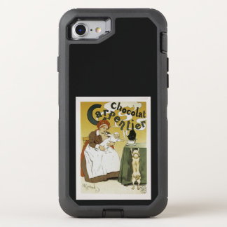 Chocolat Carpentier OtterBox Defender iPhone 7 Case