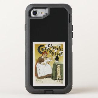 Chocolat Carpentier OtterBox Defender iPhone 8/7 Case