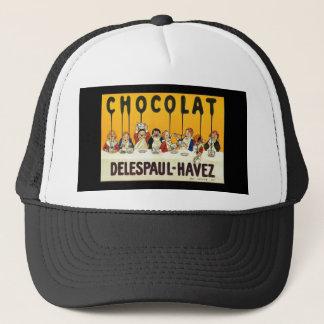 Chocolat Delespaul Havez Trucker Hat