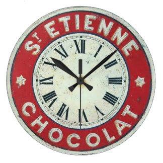 Chocolat Wall Clock