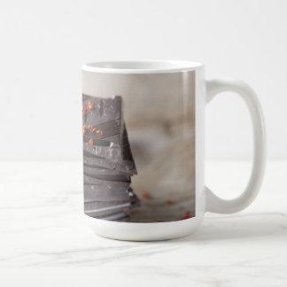 Chocolate and Chili Basic White Mug