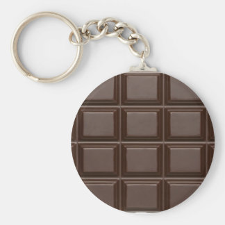 Chocolate Bar Keychain
