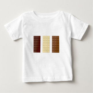 Chocolate bars baby T-Shirt