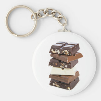Chocolate Bars Keychain