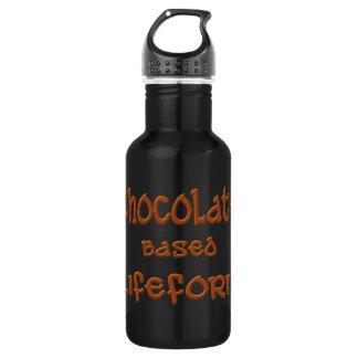 Chocolate Based Lifeform 532 Ml Water Bottle