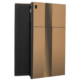 Chocolate brown cover for iPad air
