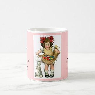 Chocolate Bunny Basic White Mug