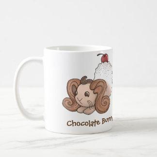 Chocolate Bunny Coffee Mugs