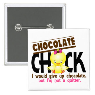 Chocolate Chick 1 Buttons