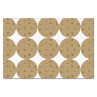 "Chocolate Chip Cookie 10"" X 15"" Tissue Paper"