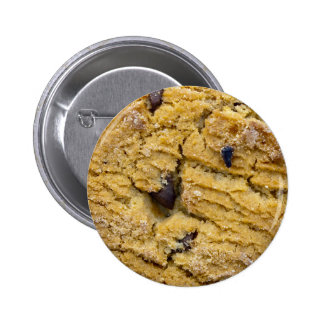 Chocolate Chip Cookie 6 Cm Round Badge