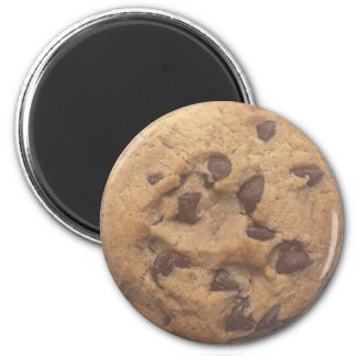 Chocolate Chip Cookie 6 Cm Round Magnet