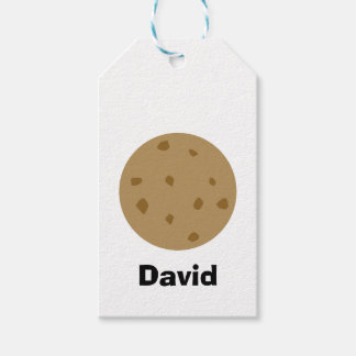 Chocolate Chip Cookie Gift Tags