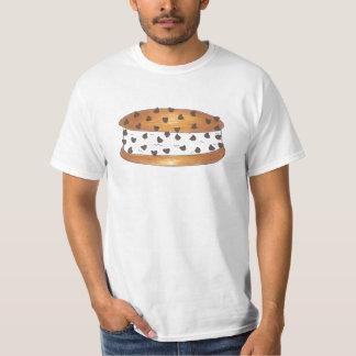 Chocolate Chip Cookie Ice Cream Sandwich T-Shirt