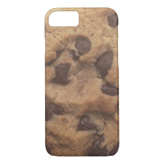 Chocolate Chip Cookie iPhone 7 Case