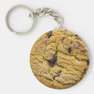 Chocolate Chip Cookie Key Chains