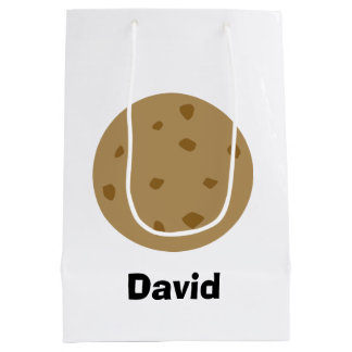 Chocolate Chip Cookie Medium Gift Bag