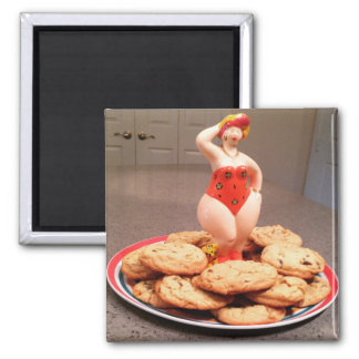 Chocolate Chip Cookie Mistress Magnet