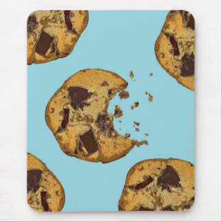 Chocolate Chip Cookie Mouse Pad