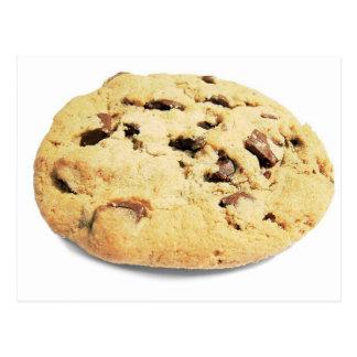 Chocolate Chip Cookie Postcard
