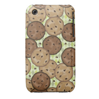 Chocolate Chip Cookies iPhone 3 Cover