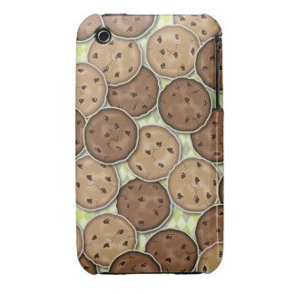 Chocolate Chip Cookies iPhone 3 Covers